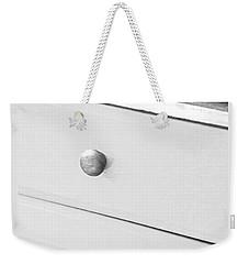 Modern Weekender Tote Bag by Lenore Senior