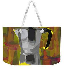 Moka Pot Weekender Tote Bag