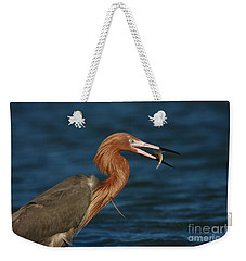 Weekender Tote Bag featuring the photograph Moment  by John F Tsumas