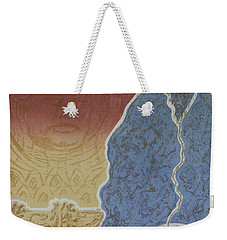 Moment Of Meditation Weekender Tote Bag