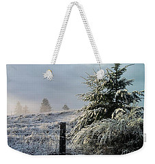 Weekender Tote Bag featuring the photograph Moment Of Peace by Rory Sagner