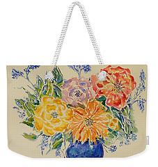 Bouquet Of Love Weekender Tote Bag
