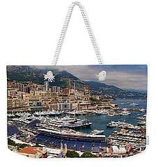Monaco Panorama Weekender Tote Bag