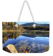 Monadnock Reflections Weekender Tote Bag