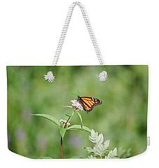 Monarch Weekender Tote Bag by David Porteus