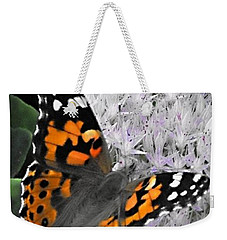 Monarch Weekender Tote Bag by Photographic Arts And Design Studio