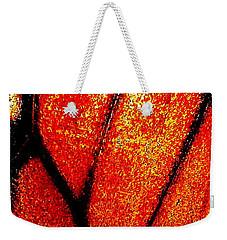 Monarch Wing Weekender Tote Bag