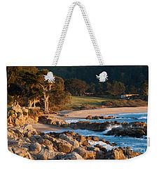 Monastery Beach In Carmel California Weekender Tote Bag
