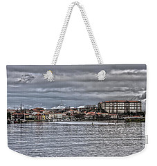 Monastery From The River Weekender Tote Bag