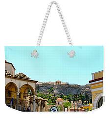 Monastiraki - Athens Weekender Tote Bag