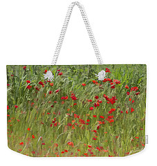 Monet Poppies IIi Weekender Tote Bag