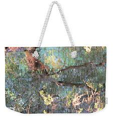 Monets Mississippi Weekender Tote Bag