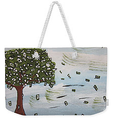 The Money Tree Weekender Tote Bag