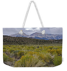Mono Basin Lee Vining 1 Weekender Tote Bag
