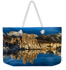 Mono Lake In March Weekender Tote Bag