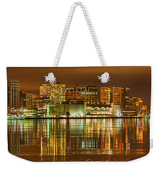 Monona Terrace Madison Wisconsin Weekender Tote Bag