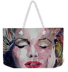 Monroe No 6 Weekender Tote Bag