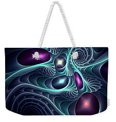 Monsters Of The Deep Weekender Tote Bag