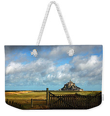 Mont Saint-michel Weekender Tote Bag by RicardMN Photography
