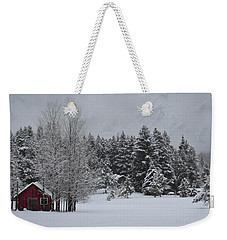 Montana Morning Weekender Tote Bag