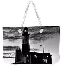 Montauk Point Weekender Tote Bag