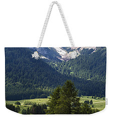 Monte Bondone Weekender Tote Bag