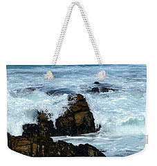 Weekender Tote Bag featuring the photograph Monterey-2 by Dean Ferreira