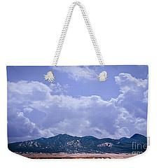 Montezuma County Landmark Weekender Tote Bag