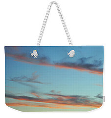 Monument Valley Sunset 3 Weekender Tote Bag