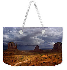 Monuments Of The West Weekender Tote Bag