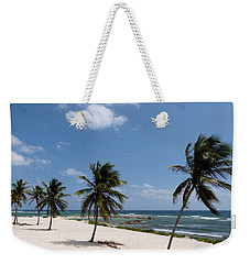 Weekender Tote Bag featuring the photograph Moon Bay by Amar Sheow