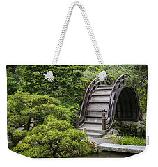 Moon Bridge - Japanese Tea Garden Weekender Tote Bag