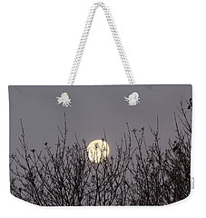 Moon Fall Weekender Tote Bag