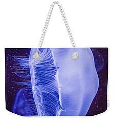 Moon Jellyfish - Aurelia Aurita Weekender Tote Bag