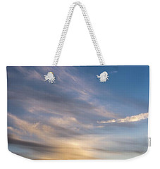 Moon Over Doheny Weekender Tote Bag
