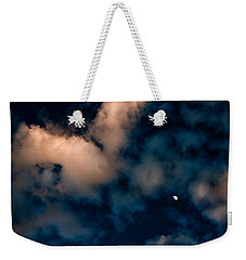 Moon Over Maui   Weekender Tote Bag