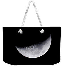 Moon Weekender Tote Bag by Pamela Walton