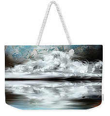 Moon River Weekender Tote Bag