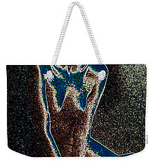 Moonblind Muse Weekender Tote Bag