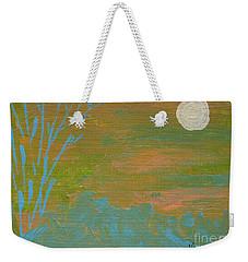 Moonlight In The Wild Weekender Tote Bag