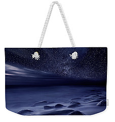 Moonlight Weekender Tote Bag by Jorge Maia