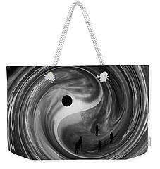 Moonlight Walkers Weekender Tote Bag