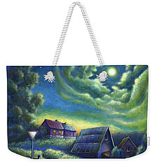 Moonlit Dreams Come True Weekender Tote Bag