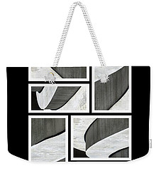 Moonscapes. Abstract Photo Collage 01 Weekender Tote Bag