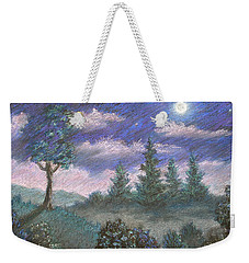 Moonshadow Weekender Tote Bag