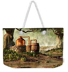 Moonshine Still 1 Weekender Tote Bag