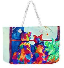 Moonstruck Ll Weekender Tote Bag