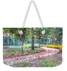 Moore Garden Stroll Weekender Tote Bag