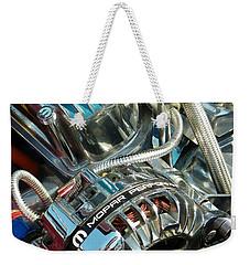 Mopar In Chrome Weekender Tote Bag