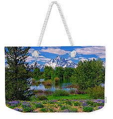 Moran From Pilgrim Creek Weekender Tote Bag